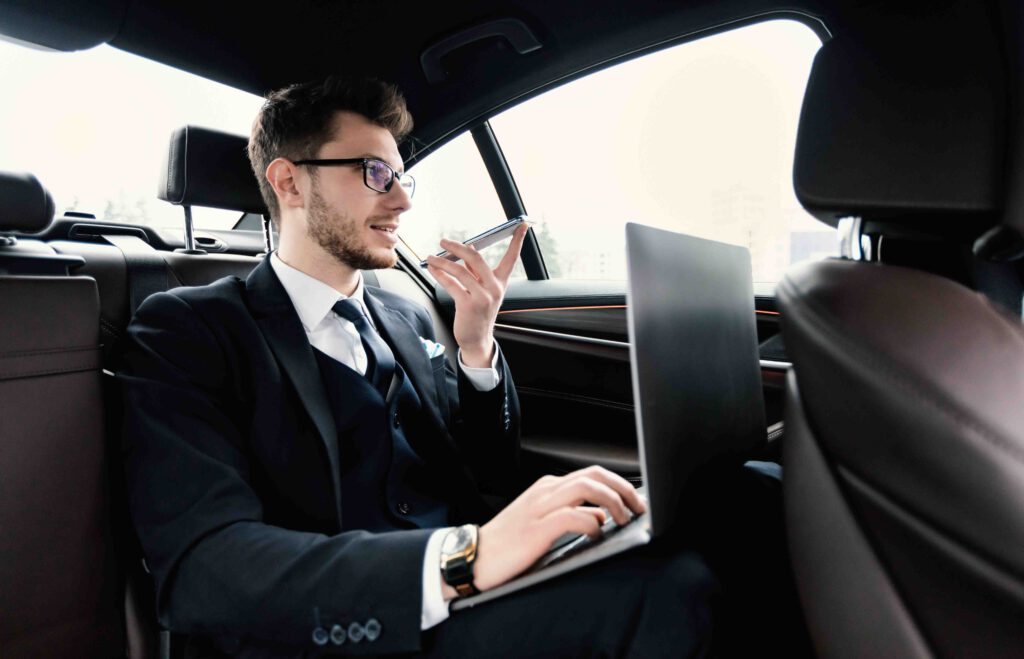 Airport Transfer Wiesbaden will pick you up at home along with your luggage